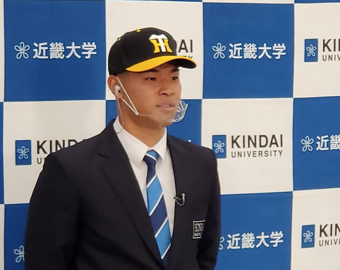 ドラフト会議2020で1位指名の佐藤輝明は阪神と縁がいくつもある?
